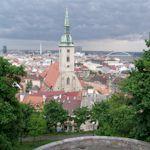 birthday celebration to Bratislava